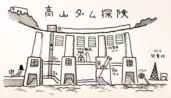 京都南山城村高山ダム